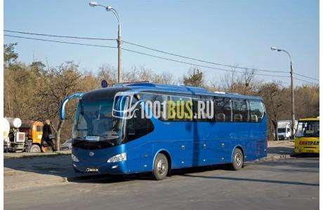 Заказ Автобус Yutong ZK - фото автомобиля
