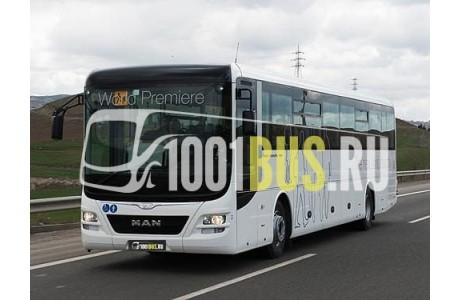 Заказ Автобус MAN Lions Intercity - фото автомобиля