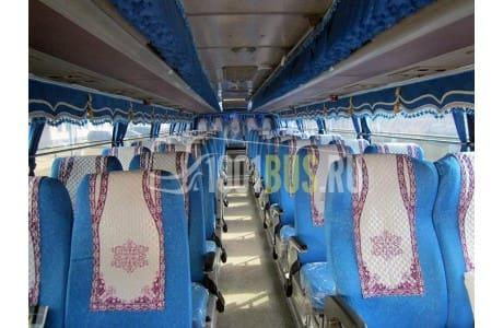 Аренда Автобус Kia GrandBird (875) - фото сбоку