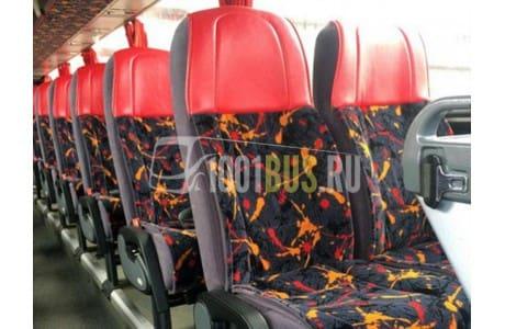 Аренда Автобус Neoplan Starliner (902) - фото сбоку