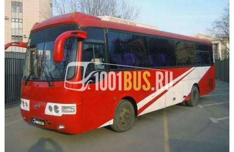 Аренда Автобус Hyundai AeroTown (810)  - фото сбоку