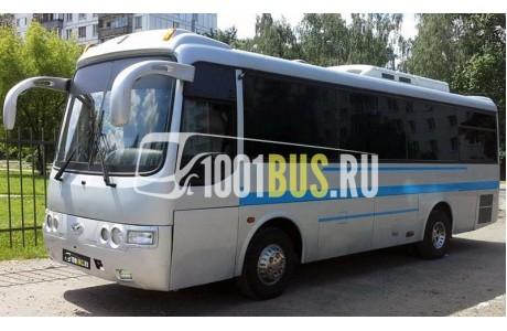 Заказ Автобус Hyundai Aero Town (901)  - фото автомобиля