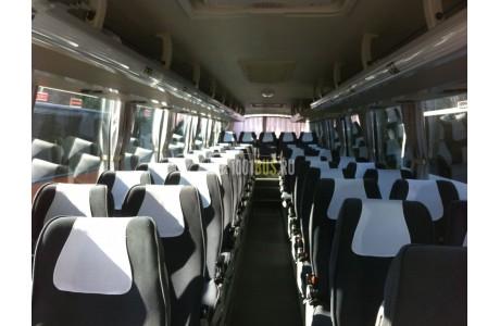 Заказ Автобус Higer (312) - фото автомобиля