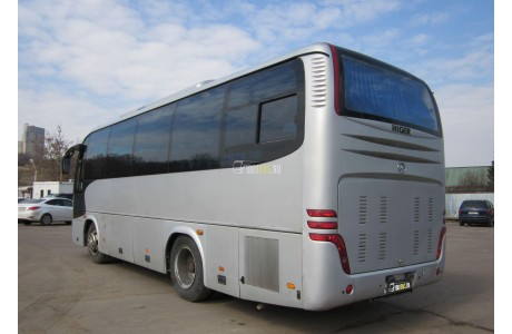 Заказ Автобус HIGER (115) - фото автомобиля