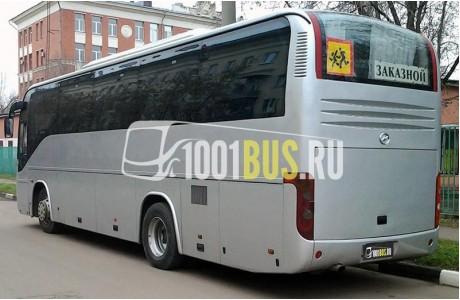 Аренда Автобус HIGER 6109 (565) - фото сбоку