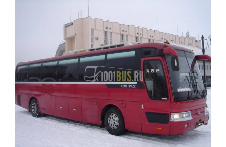 фотография Автобус Hyundai (312)