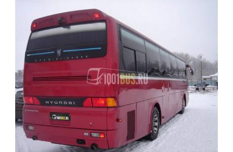 Заказ Автобус Hyundai (312) - фото автомобиля