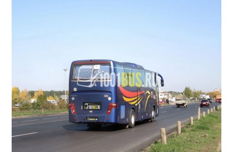 Заказ Автобус Golden Dragon Grand Cruiser - фото автомобиля