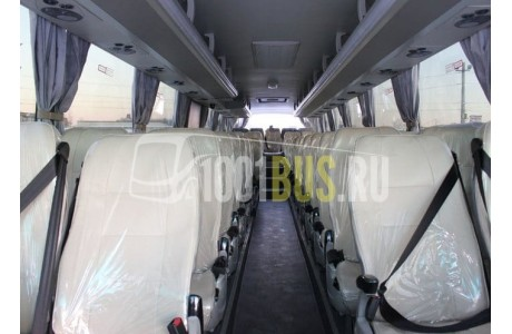 Заказ Автобус Higer 6119  - фото автомобиля