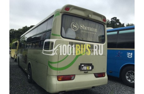 Аренда Автобус Hyundai Aero Town - фото сбоку
