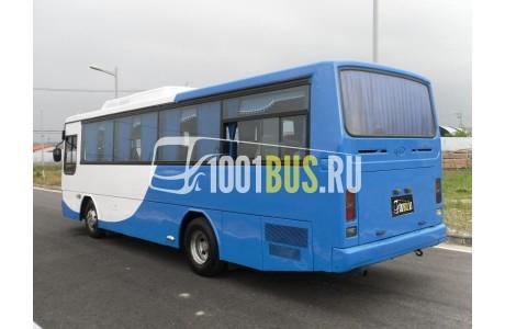 Аренда Автобус Kia Asia Cosmos - фото сбоку