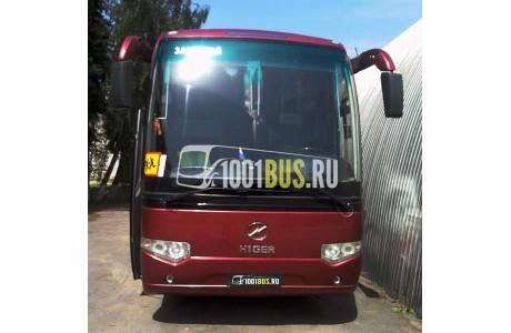 Заказ Автобус King Long KLG6129G VIP - фото автомобиля
