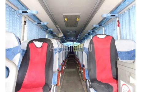 Аренда Автобус King Long  - фото сбоку