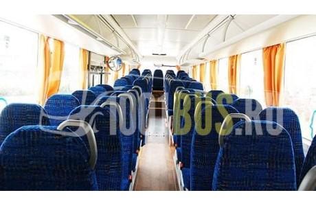 Аренда Автобус MAN Lions Intercity - фото сбоку